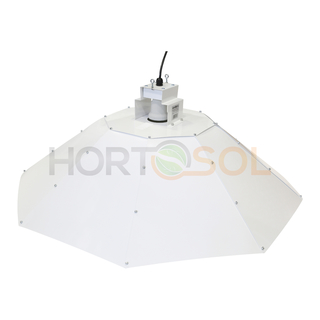Parabolic reflector mirrored E40